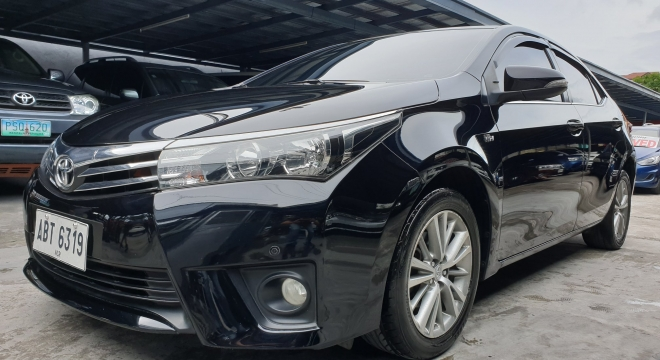 2015 Toyota Corolla Altis 1.6V AT