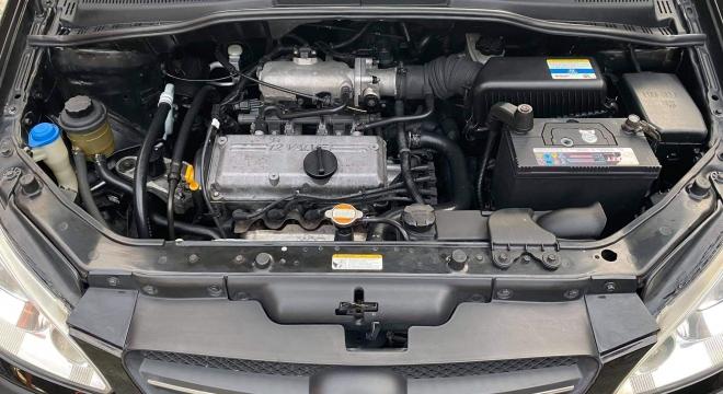 2010 Hyundai Getz 1.1 GL MT