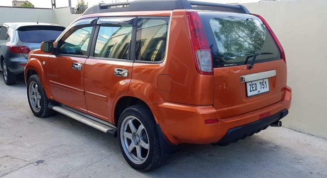 2006 Nissan X-Trail Tokyo Edition (4X4) AT