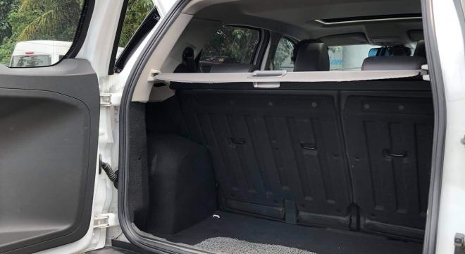 2015 Ford EcoSport Titanium