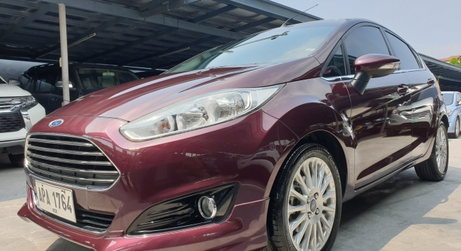 2014 Ford Fiesta Hatchback S AT Gasoline
