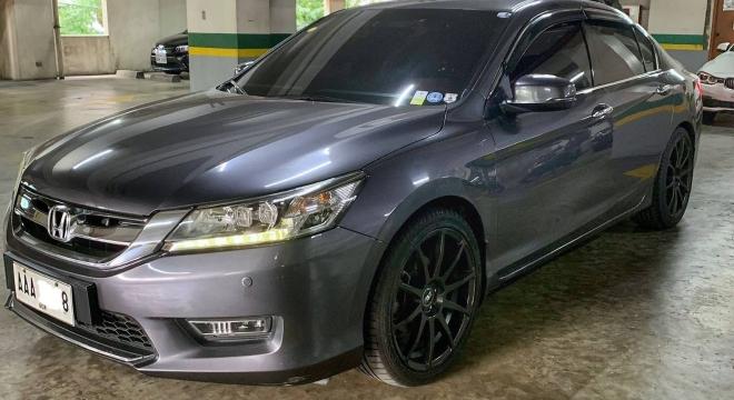 2014 Honda Accord 3.5 SV AT V6