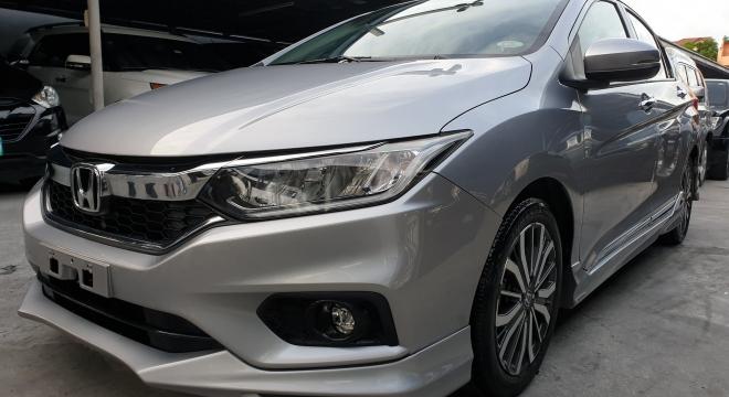 2018 Honda City VX