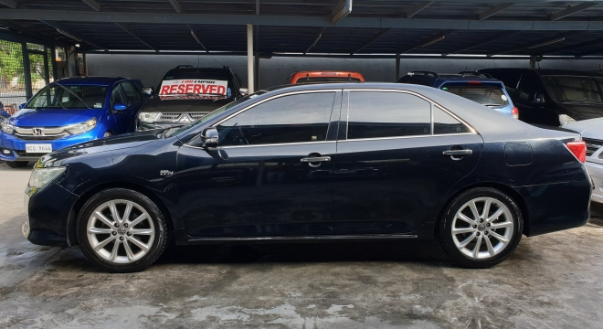 2010 Toyota Camry 2.4V AT