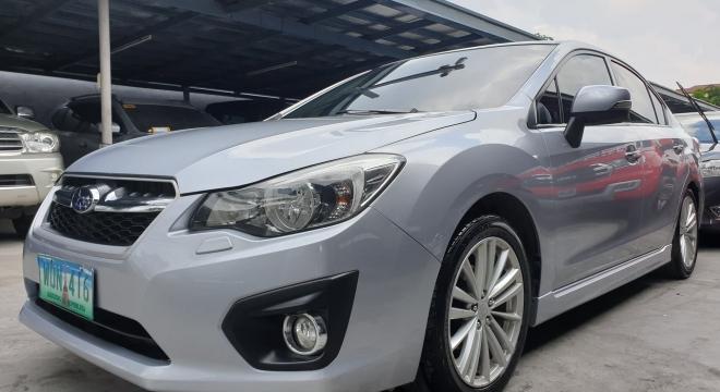 2013 Subaru Impreza 2.0i Sport