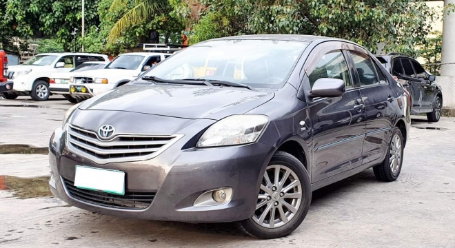 2013 Toyota Vios 1.3 G AT