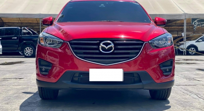 2016 Mazda CX-5 SkyActiv