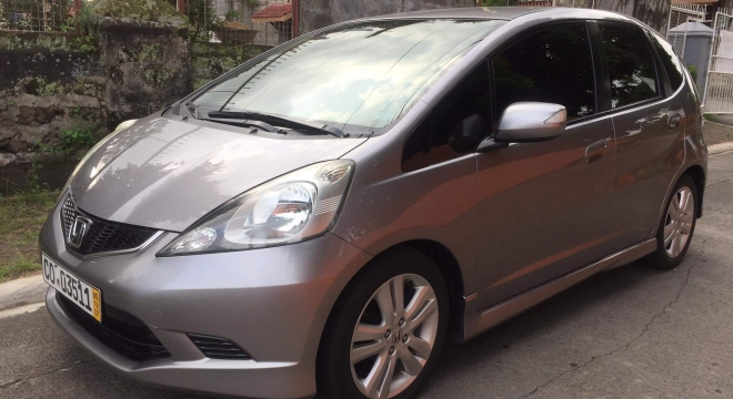 2009 Honda Jazz S AT