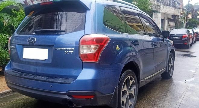 2014 Subaru Forester XT AWD