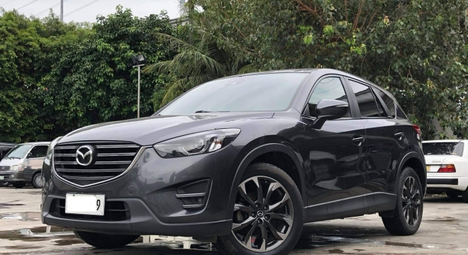 2016 Mazda CX-5 AWD Sport AT Gasoline