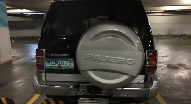 2000 Mitsubishi Pajero 2.8L AT Diesel