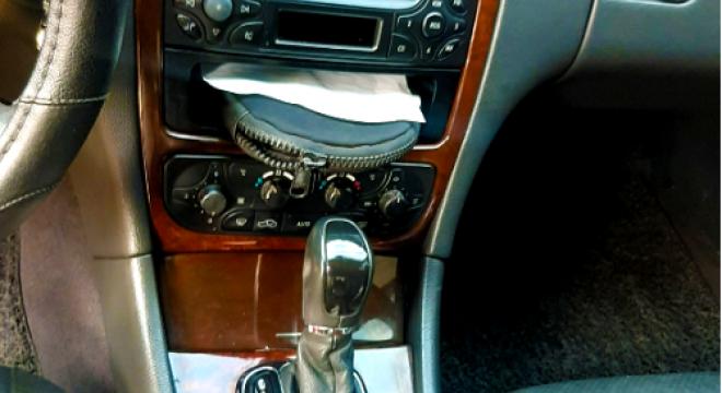 2000 Mercedes-Benz C-Class Sedan 2L AT Gasoline