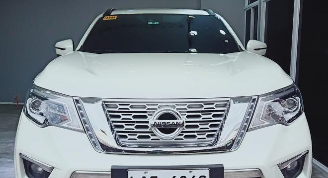 2019 Nissan Terra VL