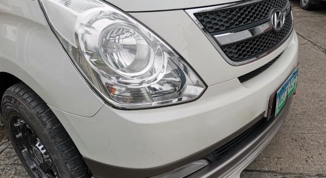 2010 Hyundai Grand Starex Limousine