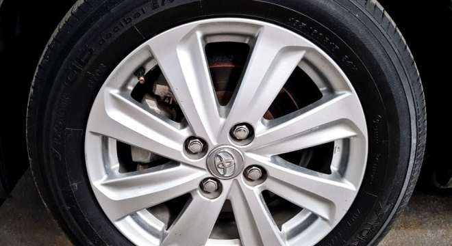 2018 Toyota Vios 1.3L MT Gasoline