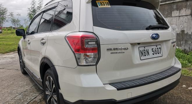 2017 Subaru Forester 2.0L AT Gasoline