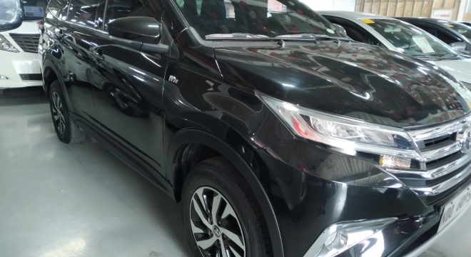 2019 Toyota Rush E MT