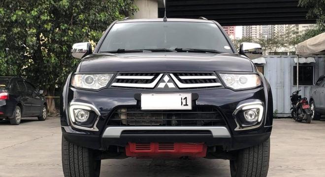 2015 Mitsubishi Montero Sport GLS V AT