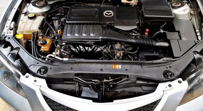 2006 Mazda 3 Sedan 1.6V Sedan AT