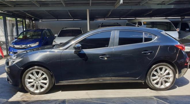 2016 Mazda 3 Hatchback 2.0 SkyActiv AT