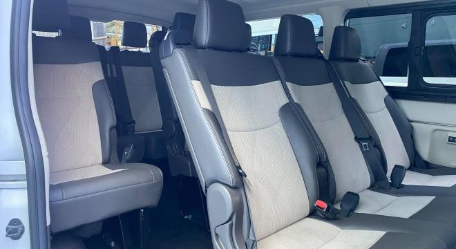 2019 Toyota Hiace 2.8 GL Grandia AT