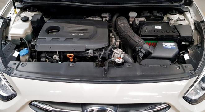 2016 Hyundai Accent CRDi MT