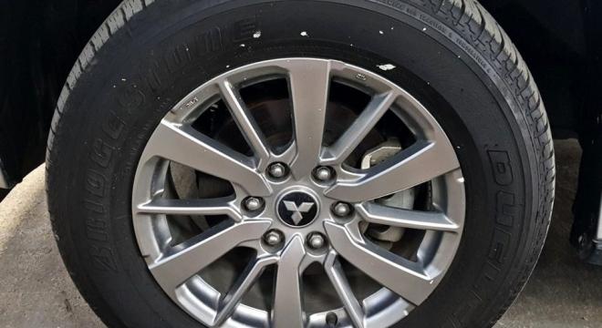 2018 Mitsubishi Montero Sport GLX MT
