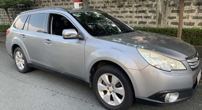 2011 Subaru Outback 3.6R