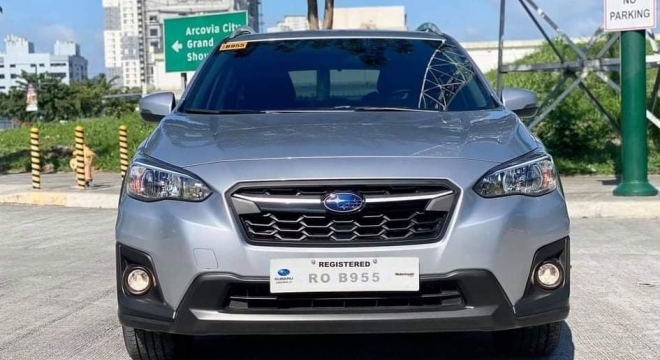 2018 Subaru XV 2.0i CVT