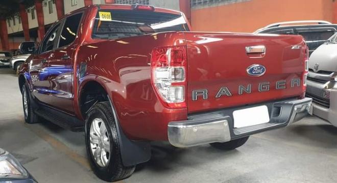 2020 Ford Ranger 2.2L AT Diesel
