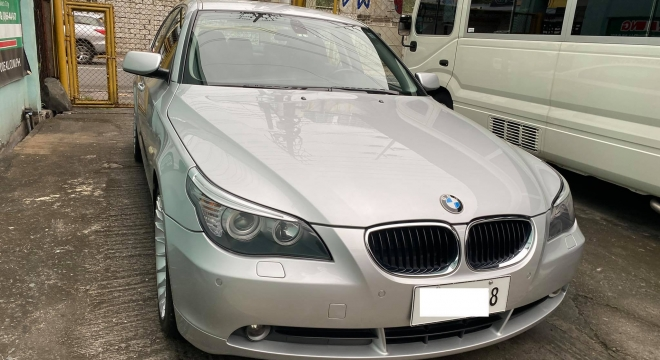 2004 BMW 5-Series Sedan 520i Limousine