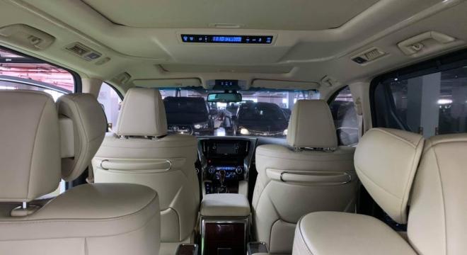 2016 Toyota Alphard V6