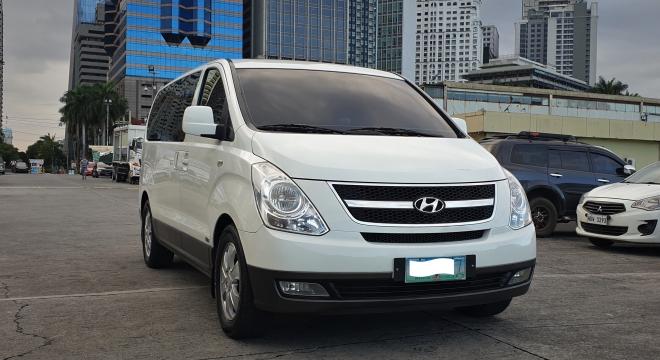 2009 Hyundai Grand Starex HVX
