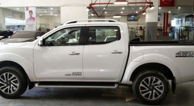 2020 Nissan Navara VL 4x4 2.5L AT Diesel