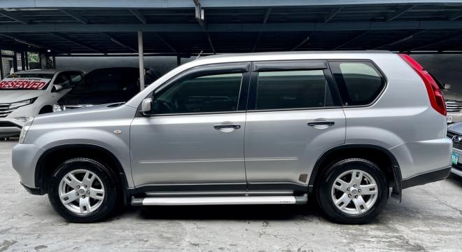 2012 Nissan X-Trail 2.0L (4X2) CVT