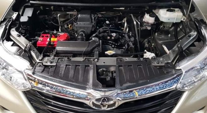 2018 Toyota Avanza G 1.5L MT