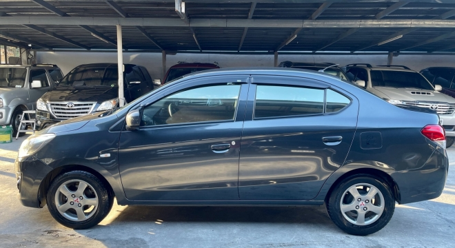 2014 Mitsubishi Mirage G4 GLX AT