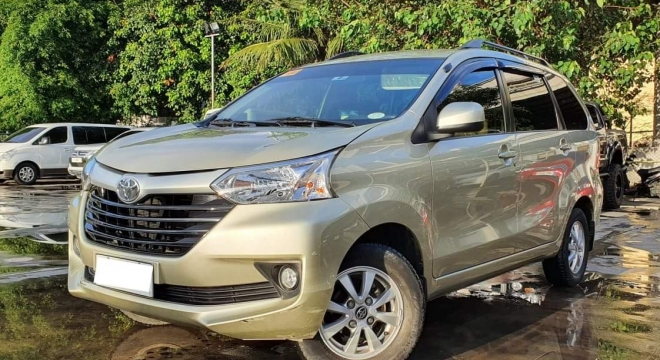 2017 Toyota Avanza 1.3L AT Gasoline