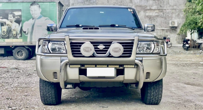 2003 Nissan Patrol 3.0 AT