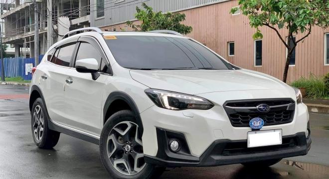 2018 Subaru XV 2.0i-S EyeSight CVT