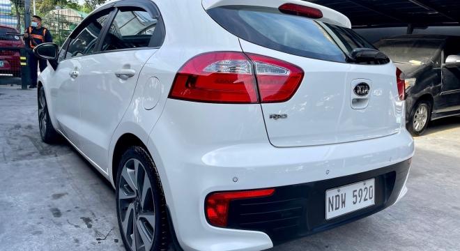 2016 Kia Rio Hatchback 1.4L EX