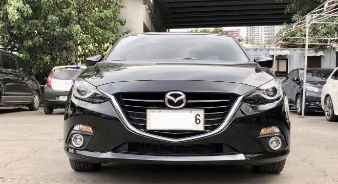 2015 Mazda 3 Hatchback 2.0 L AT Gasoline