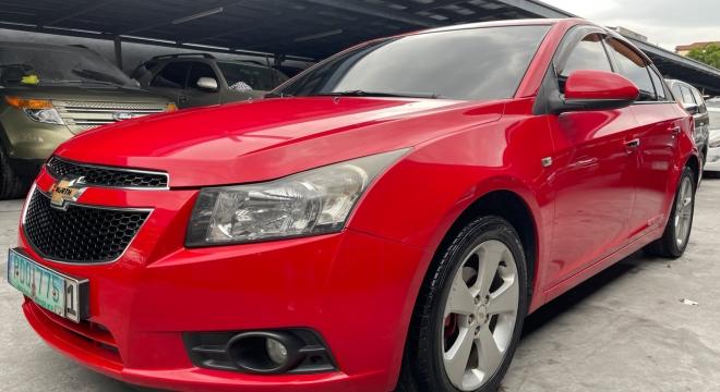 2010 Chevrolet Cruze 1.8 LT A/T