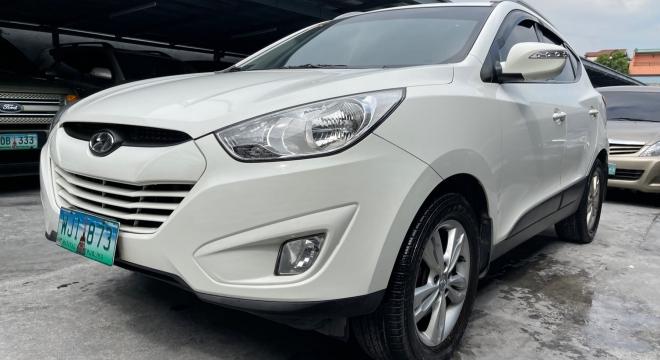 2013 Hyundai Tucson 2.0 GL 4X4 Diesel AT