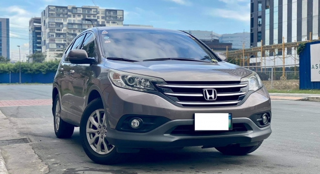 2014 Honda CR-V S 2.0L AT Gas