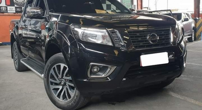 2019 Nissan Navara 2.5 VL AT 4x4