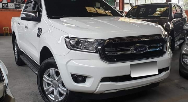 2019 Ford Ranger 2.2 XLT 4x2 AT
