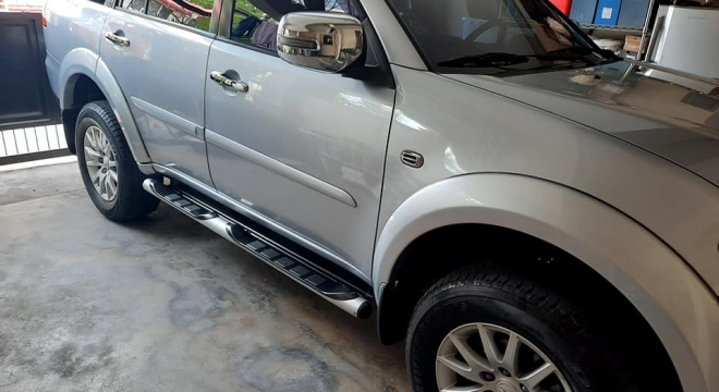 2013 Mitsubishi Montero GLS V 4X2 Lowmileages 48tkm only 2.5L AT Diesel