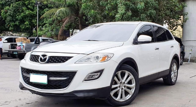 2011 Mazda CX-9 AWD Grand Touring