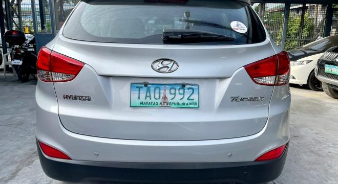 2011 Hyundai Tucson 2.0 GL AT